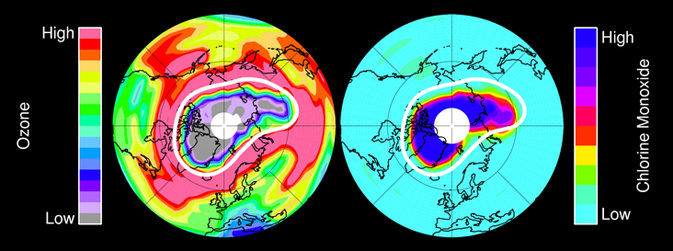 OZONE LAYER IS HEALED | NOT BY LOCK DOWN